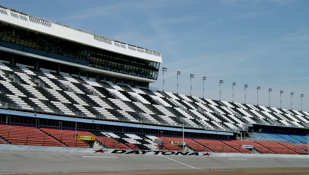 Visit the Daytona Speedway on Port Canaveral Cruise