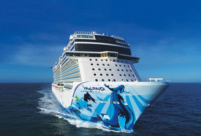 New Excitement Cruising Your Way