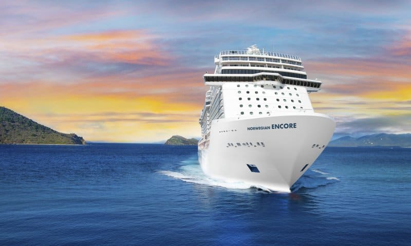 Norwegian Encore Coming Soon