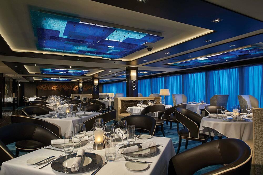 Norwegian Cruise Line - The Haven Restaurant