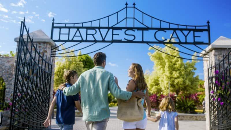 Harvest Caye