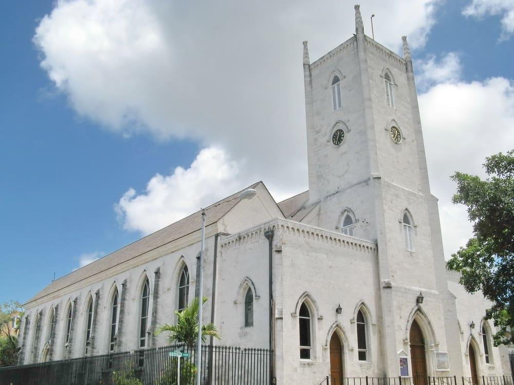 Nassau Cruise - Christ Church Cathedral