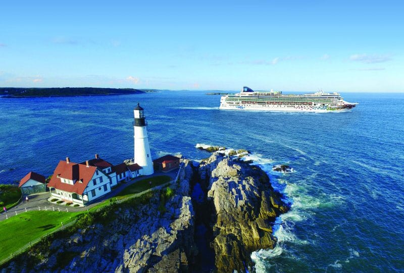 Top Cruises Departing from Boston