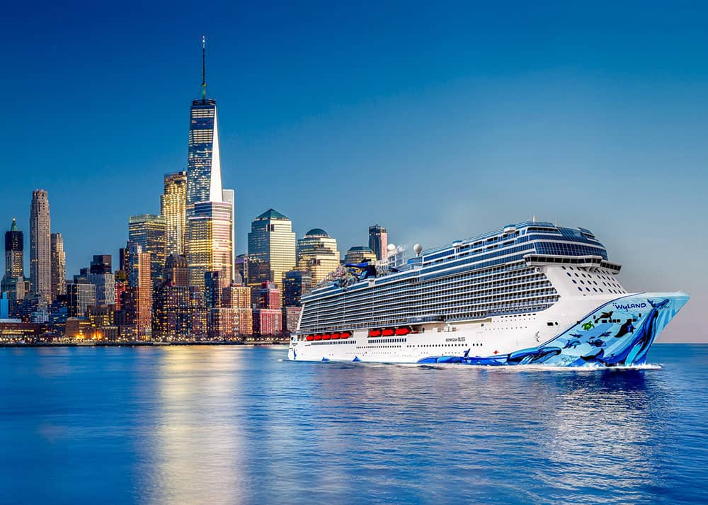 Norwegian Cruise Line Announces Fall/Winter 2019 & 2020 Cruise Itineraries