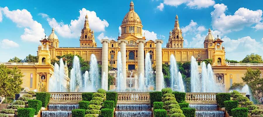 National Museum in Barcelona