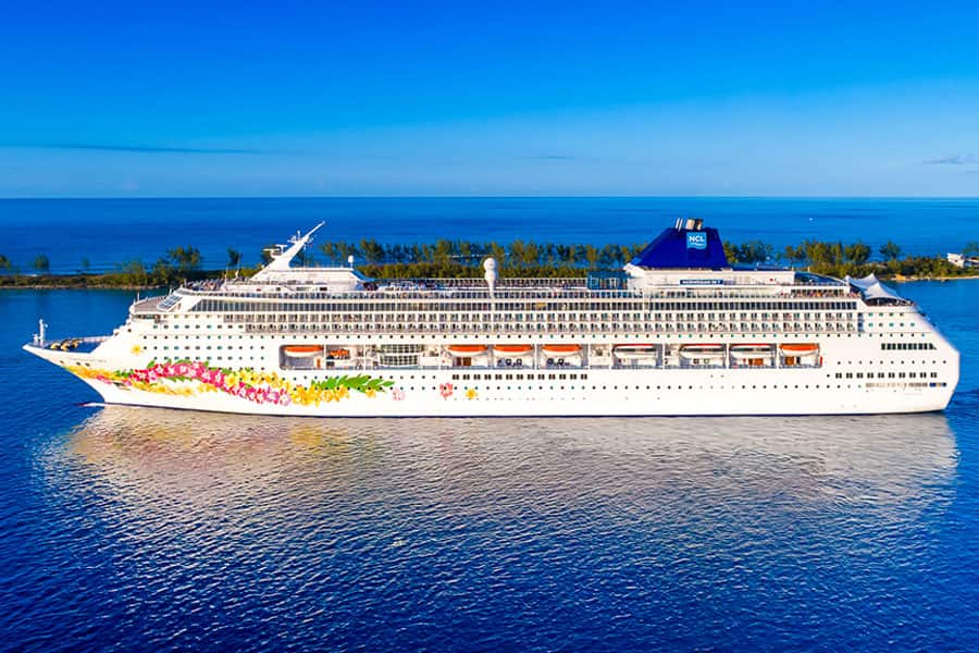 Norwegian Sky Dry Dock: Bow-to-Stern Renovation Complete