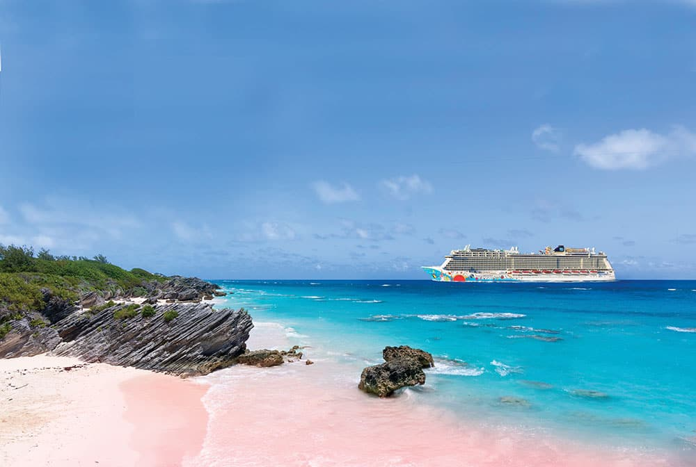 3 Top Beaches to Visit on a Bermuda Cruise