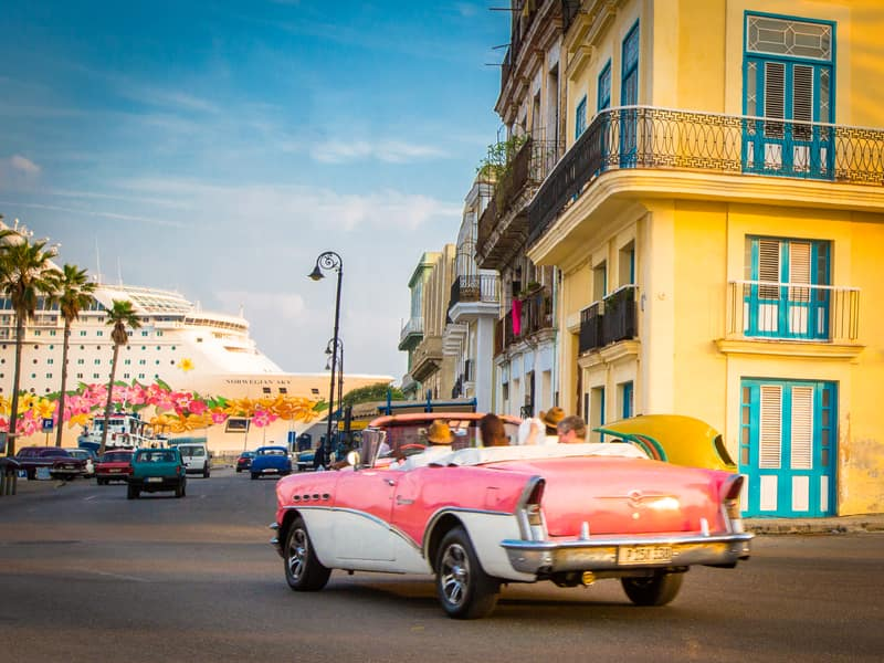 Visit Havana on a Cuba Cruise with Norwegian