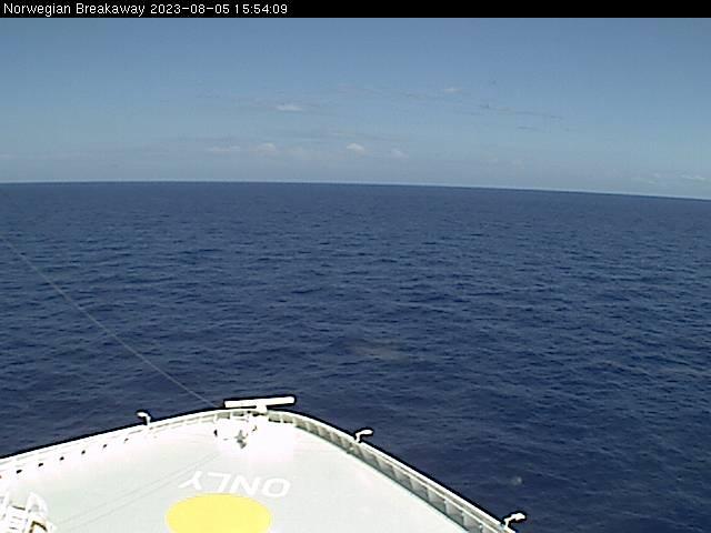 Norwegian Breakaway Webcam