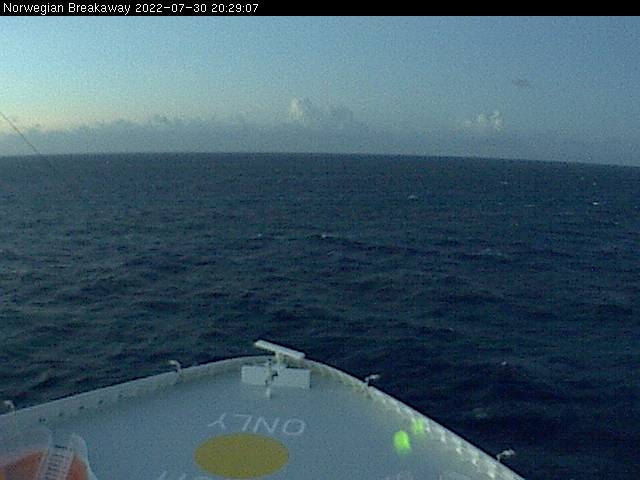 Webcam Norwegian Breakaway
