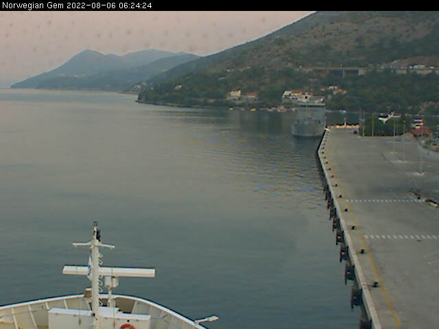 Norwegian Gem web cam