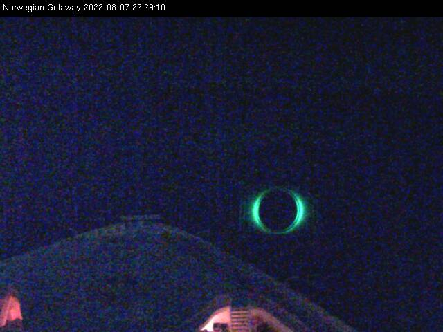 Norwegian Getaway WebCam