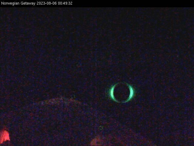 Norwegian Getaway Webcam