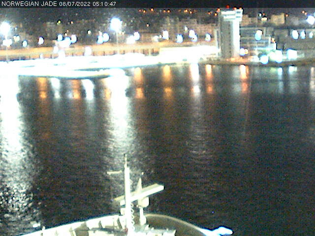 Norwegian Jade WebCam