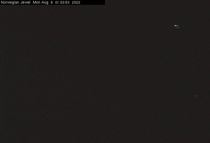 Norwegian Jewel WebCam