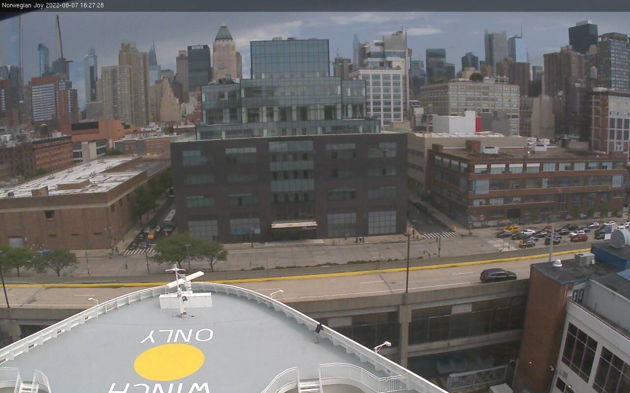 NCL Joy Webcam