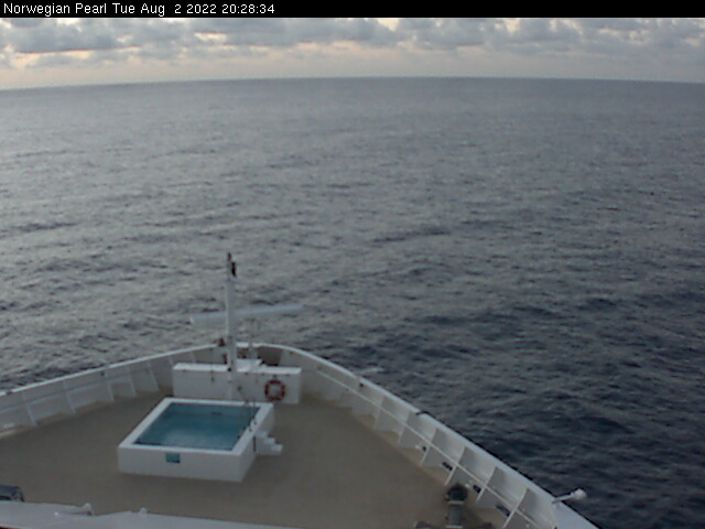 Norwegian Pearl WebCam