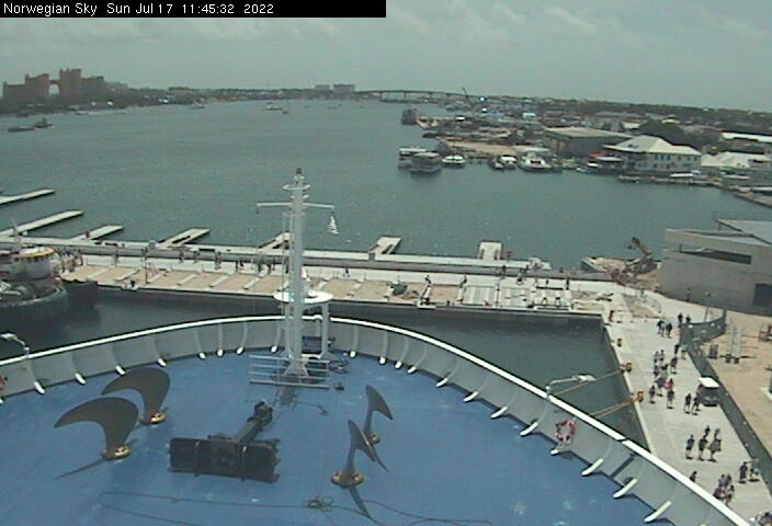 Norwegian Sky WebCam
