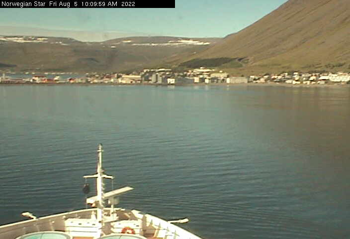 Norwegian Star WebCam