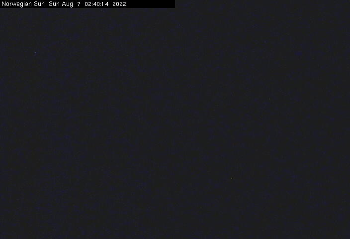 Norwegian Sun WebCam