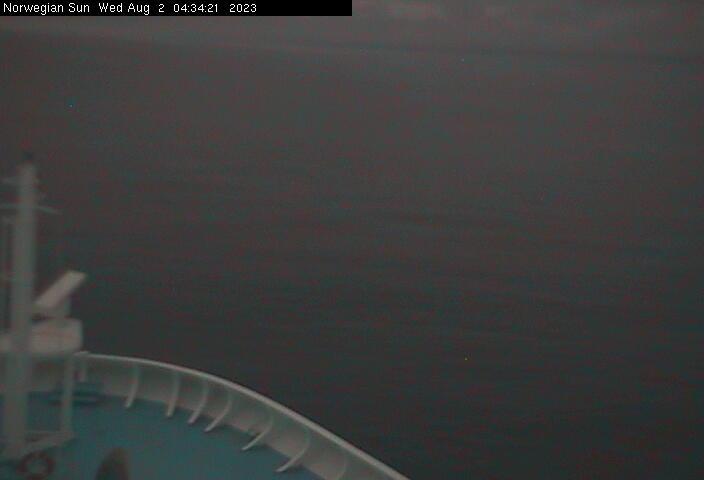 Norwegian Sun Webcam