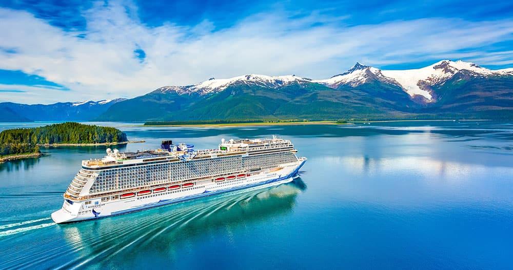Cruceros en Alaska durante 2022