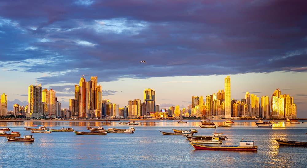 Crucero a Panamá: Ciudad de Panamá