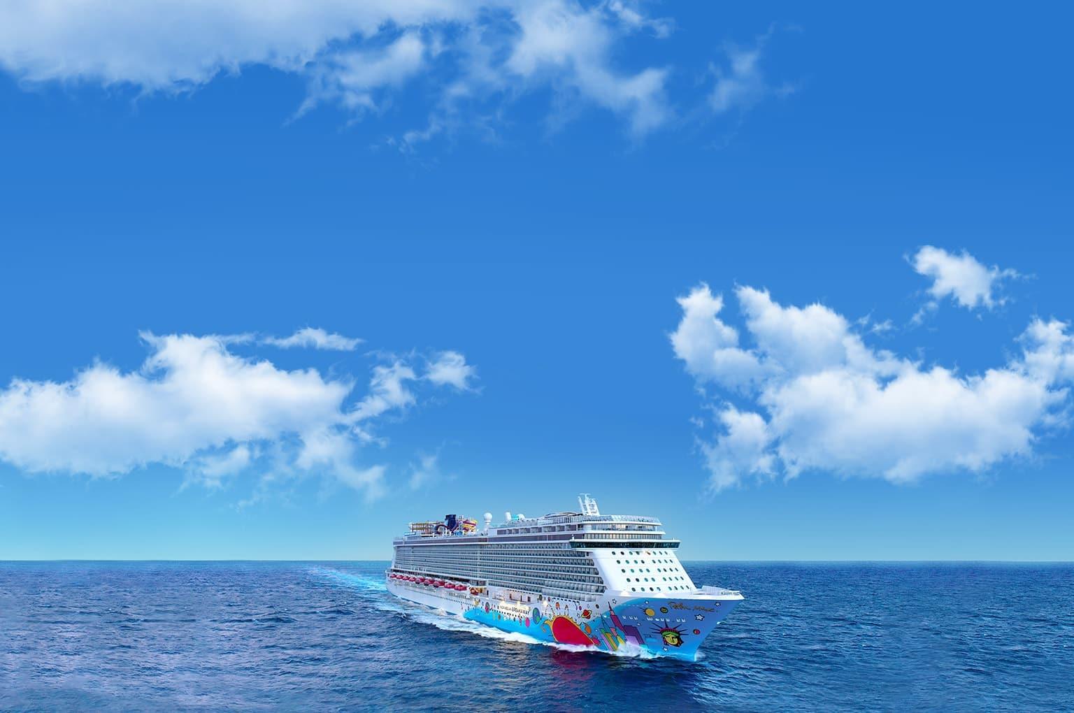 Free At Sea de Norwegian