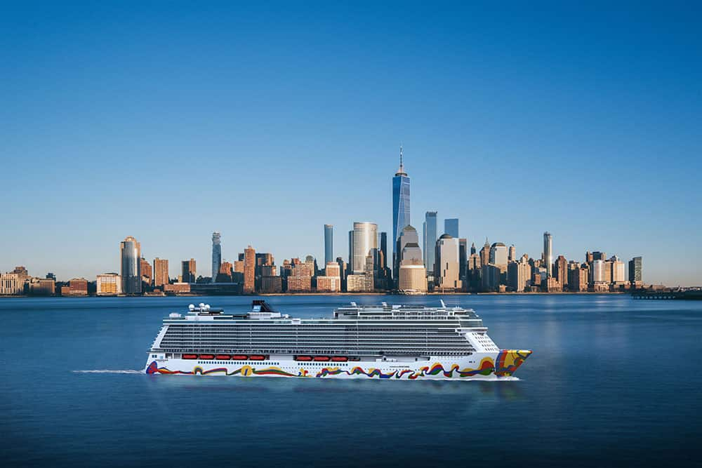 Norwegian Cruise Line Announces Summer 20202 Cruise Itineraries