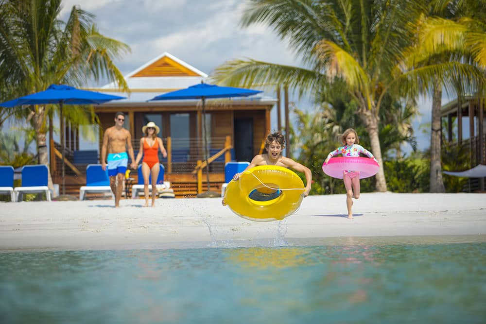 Norwegian Cruises to Harvest Caye