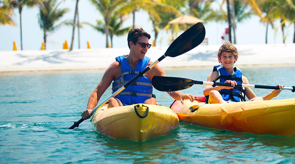 Harvest Caye Kayaks