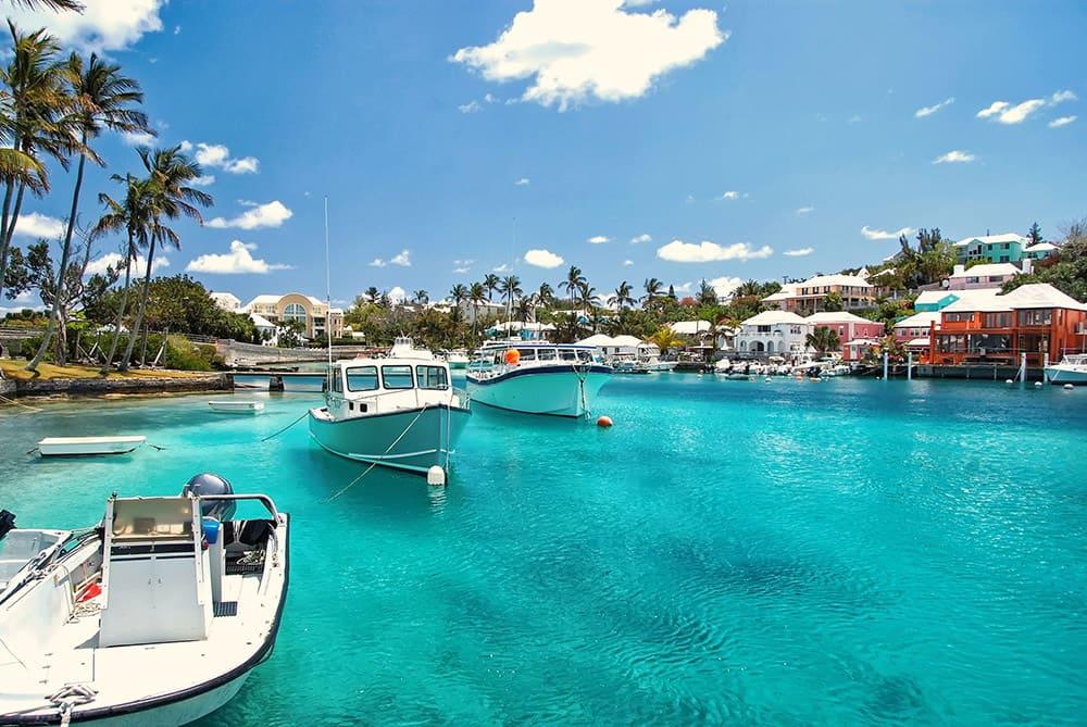 Norwegian Bermuda Cruises - Hamilton, Bermuda
