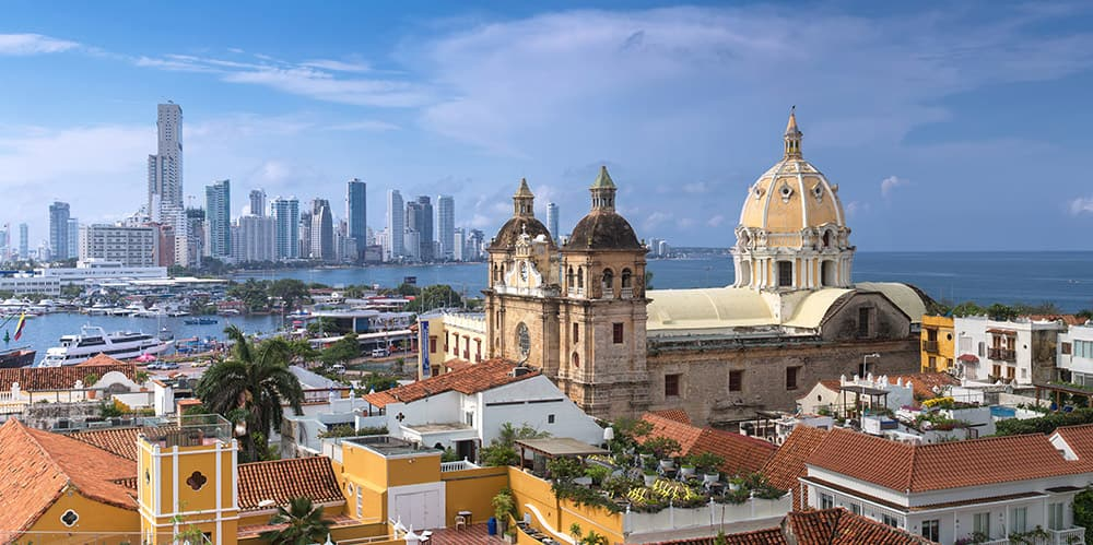 Cruise to Cartagena Colombia