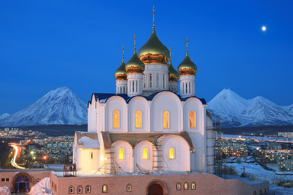 Cruises from Seattle: Russia with Norwegian