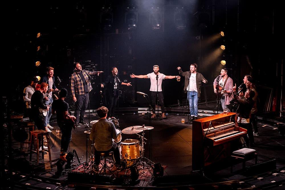 The Choir of Man - NCL EMBARK Spotlight Series