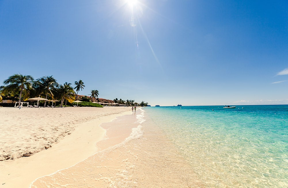 Norwegian Caribbean Cruise to Grand Cayman