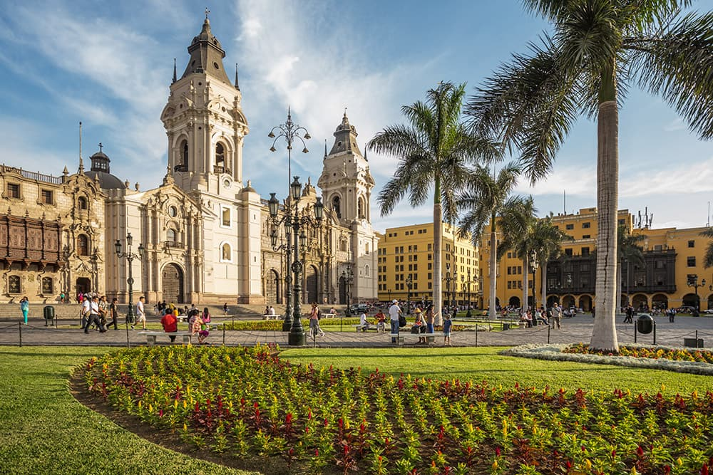 Cruise to Lima, Peru with Norwegian - 2021 South America Cruises