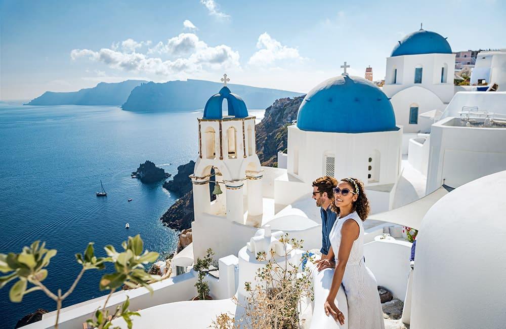 Mittelmeerkreuzfahrten 2021 mit Norwegian – Santorin, Griechenland
