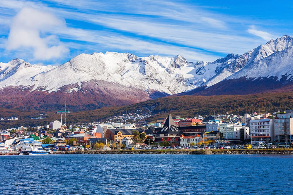 2021 South America Cruises with Norwegian - Ushuaia, Argentina