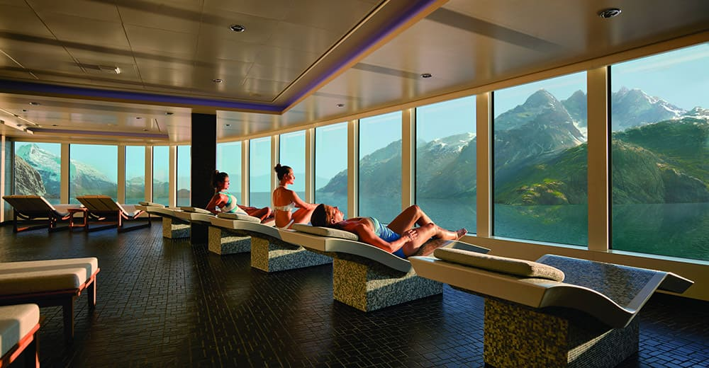 Norwegian Bliss Spa