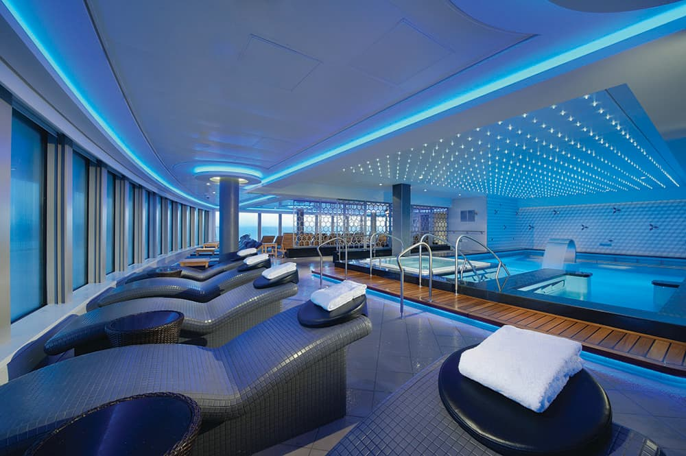 Norwegian Cruise Spa