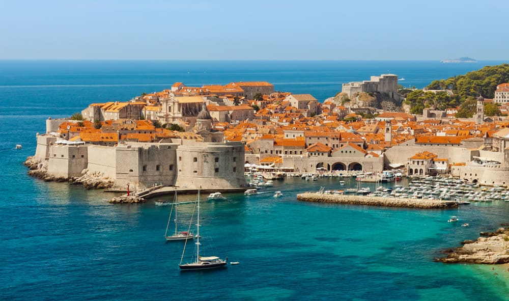 Cruise to Dubrovnik, Croatia with Norwegian on a Europe Cruise Holiday