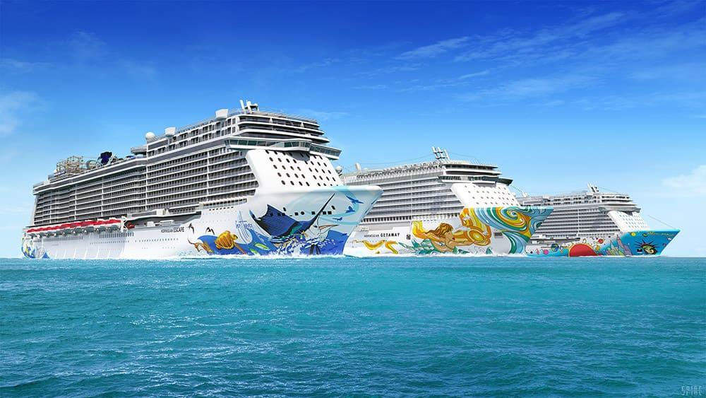 Barcos de Norwegian Cruise Line Argentina