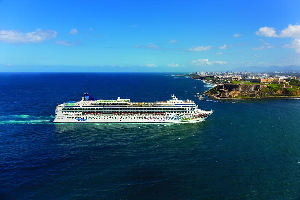 Why You Should Cruise from San Juan