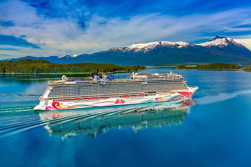 Norwegian Joy Cruises to Alaska