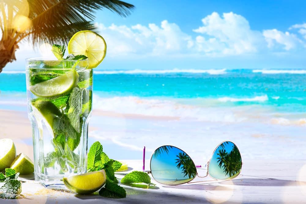 7 bebidas imperdíveis no Caribe