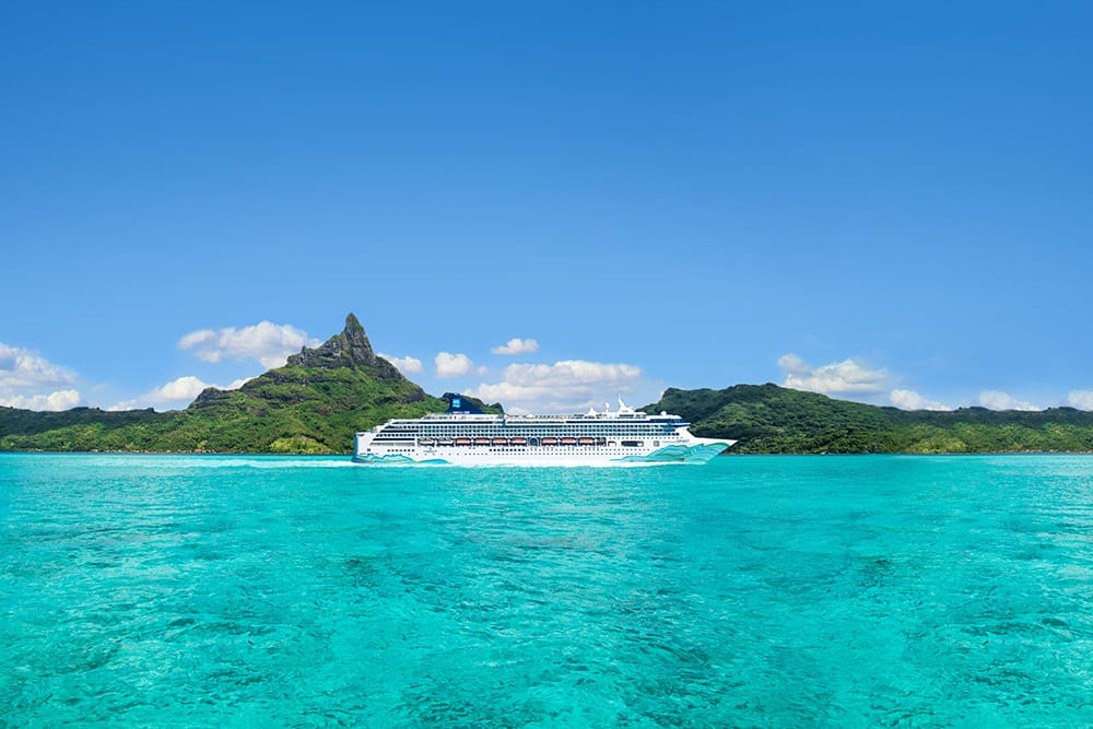 Norwegian Spirit Cruises to French Polynesia, Hawaii & Alaska in 2022