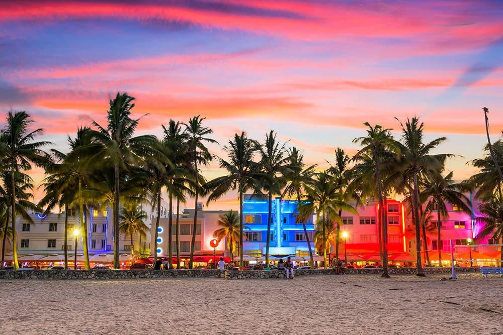 As 5 melhores coisas para fazer em Miami antes & depois do seu cruzeiro