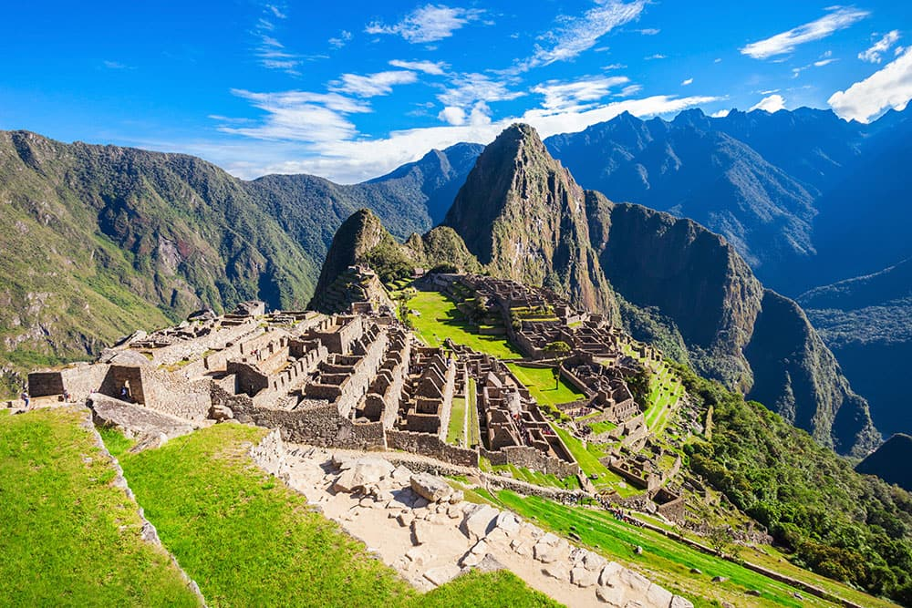 Norwegian South America Cruise to Peru