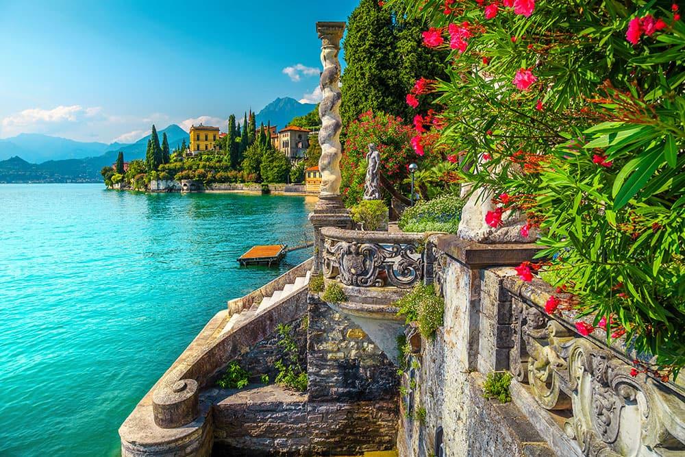 Oleander Garden, Italy